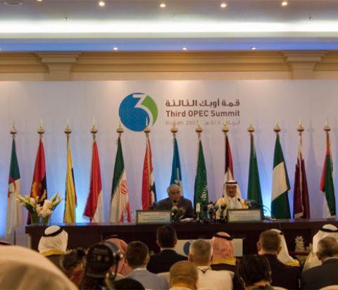 Third OPEC Summit