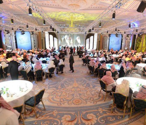 Sabq Tourism Awards Ceremony - Ritz Carlton Hotel